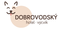 DOBROVODSKÝ- hotel pre psov, výcvik psov , škôlka pre psov Logo